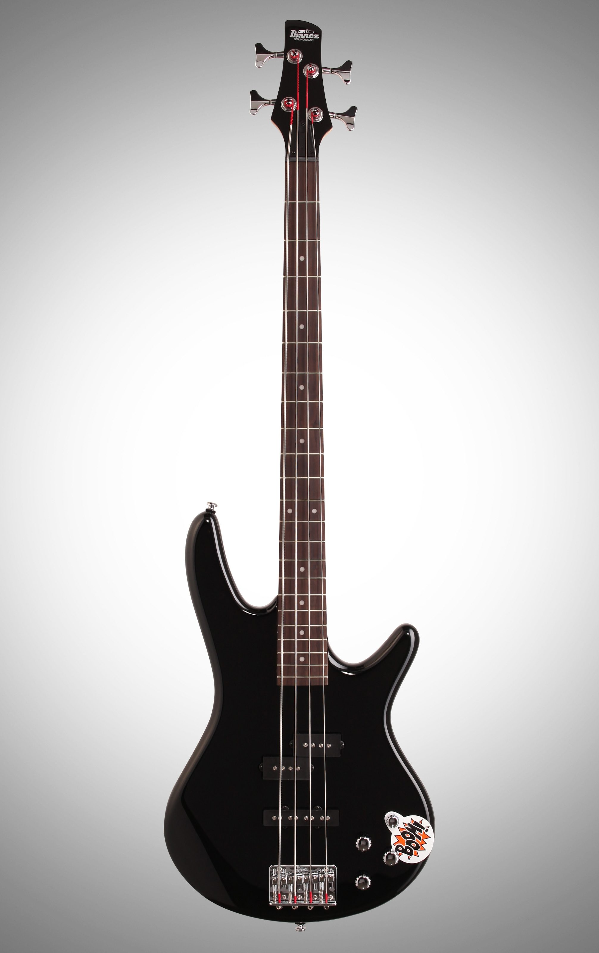 Ibanez Gsr200 Electric Bass Black