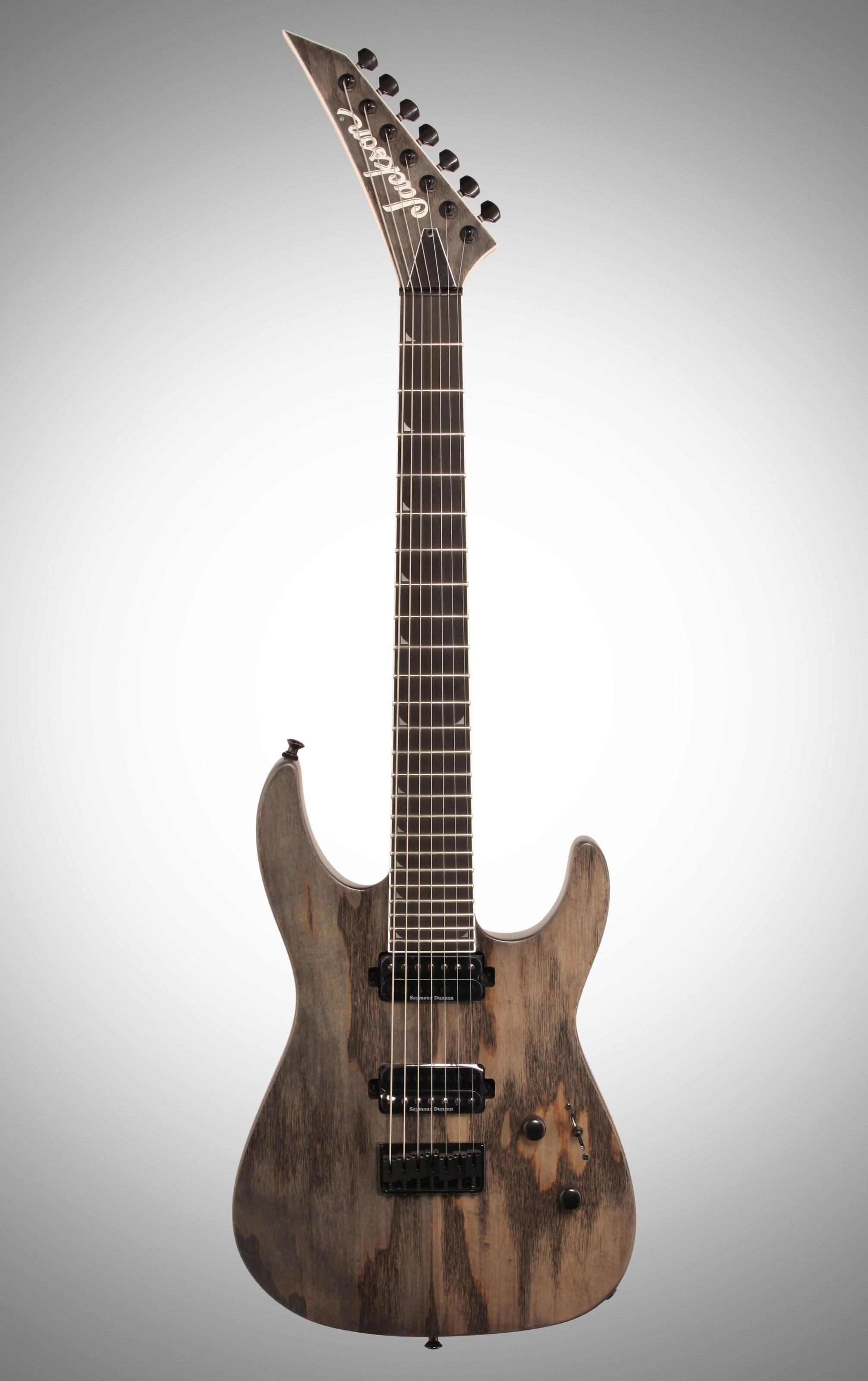 Jackson Pro Series Soloist Sl7 Ht 7 String Electric Guitar