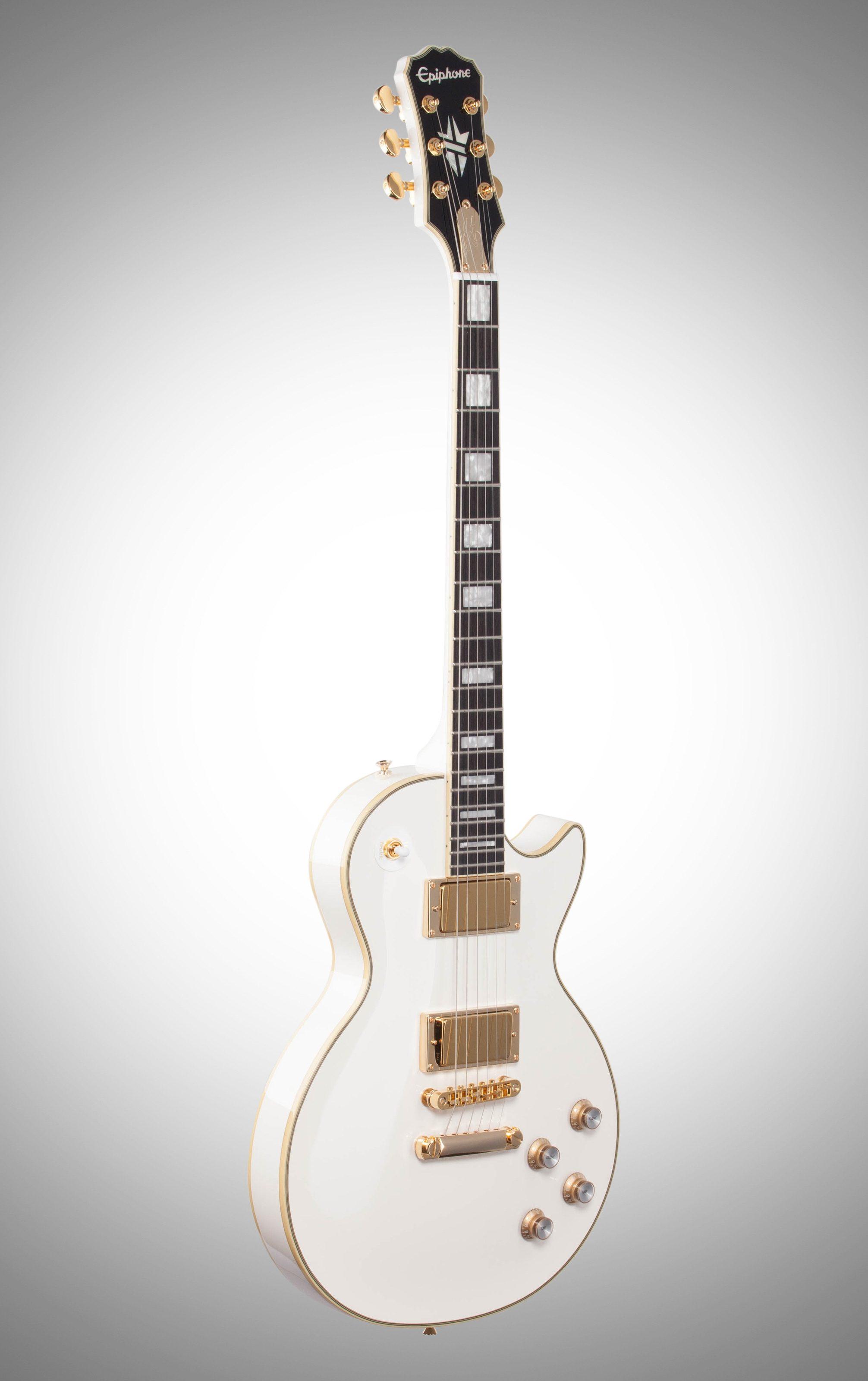 Epiphone Bjorn Gelotte Les Paul Custom Electric Guitar With Case
