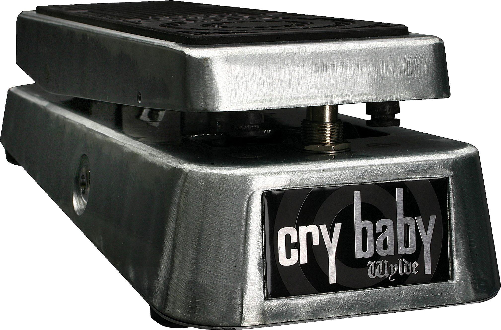Dunlop Zw45 Zakk Wylde Crybaby Wah Pedal