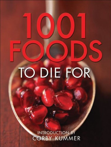 1001 foods to die for review