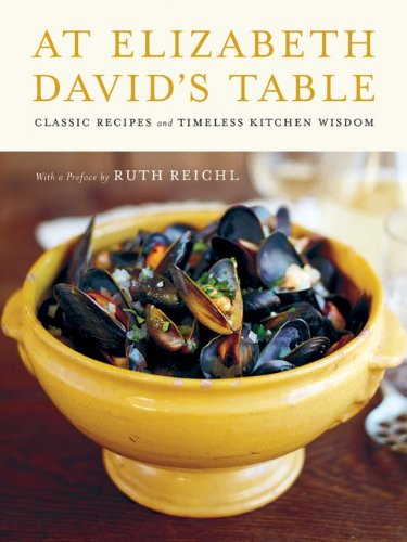 elizabeth david's table review