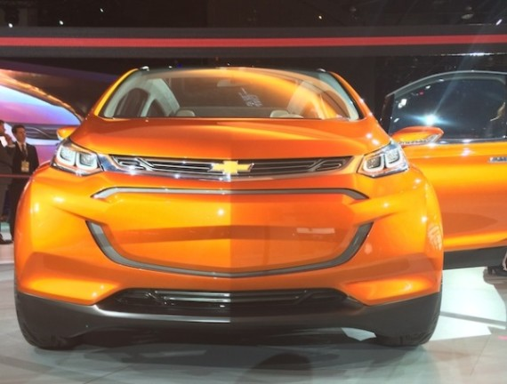 GM Bolt EV preview by Tina Casey