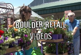 Boulder Shopping and Retail Videos
