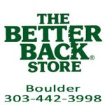 The Better Back Store of Boulder