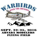 Warbirds Over the Rockies