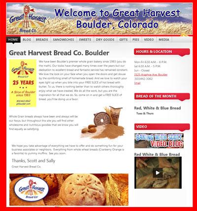 Great Harvest Bread Co. Boulder