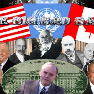 The Big Bad Bank by George W. Hunt