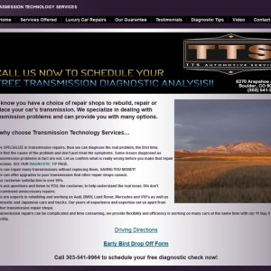 Transmission Technology Services
