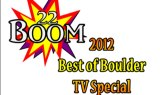 2012 Best of Boulder TV Breaker