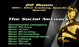 The Social Network - Academy Award Nomination