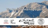 Tire Pressure Warning Light Service at Boulder Toyota