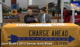 Charge Ahead Colorado at the 2015 Denver Auto Show