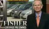 Fisher Auto Certified Vehicles Ad