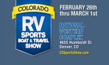 2015 Colorado RV Sports Boat and Travel Show Commercial