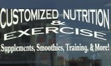 Customized Exercise and Nutrition