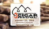 Rocky Mountain Cigar Festival August 23rd 2014