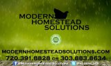 Modern Homestead Solutions
