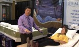 REM Sleep Solutions at the 2014 Denver Home Show