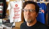 Barts Record Shop on Black Friday