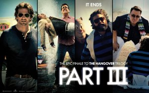 The Hangover Part III - Movie