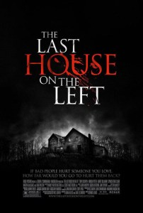The Last House on the Left - Movie Poster