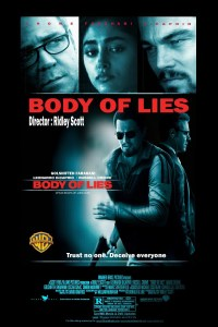 Body of Lies - Movie Poster