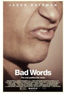 Bad Words Movie Poster