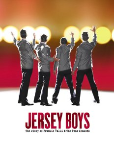 Jersey Boys - Movie Poster