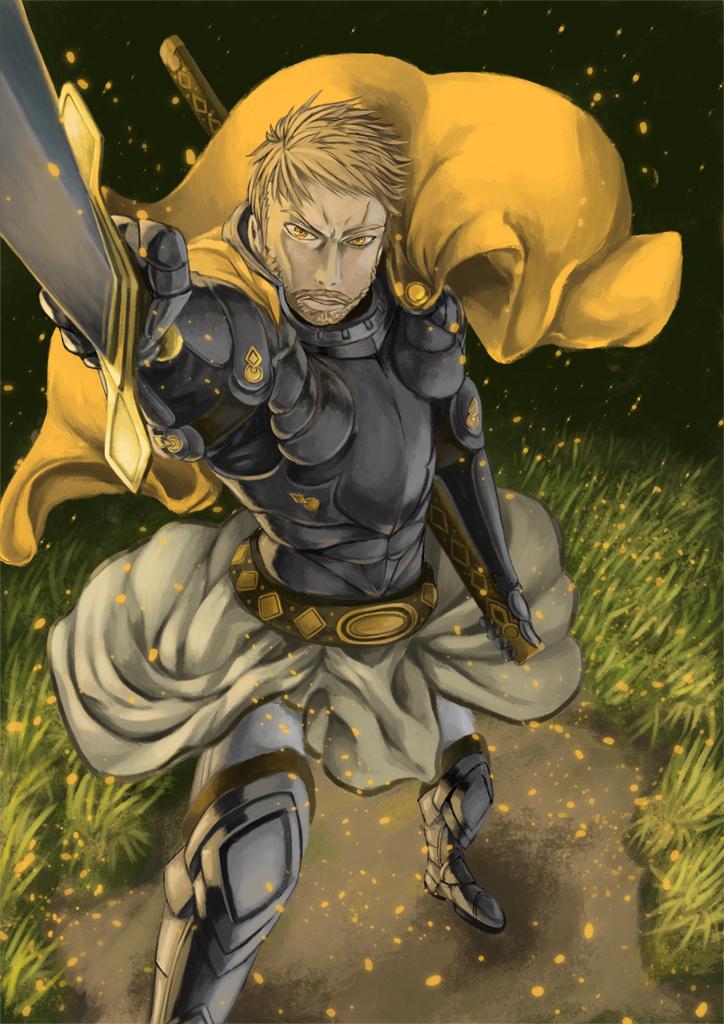 「Evil Eye/月の瞳の騎士」