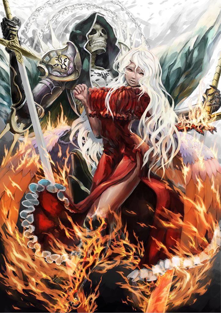 「blaze-favor/レティーシャの寵愛の騎士」