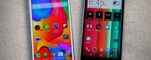 Galaxy S5 vs. HTC One (M8): Which is the best Android phone in the world?