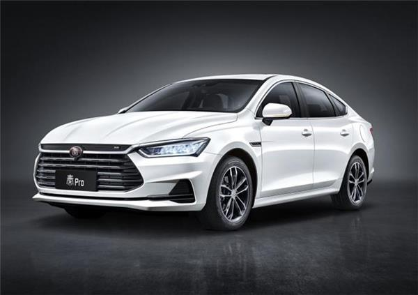BYD Qin Pro To Hit Market At End Of September With Presale