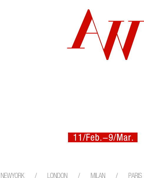 2016 Aw Fashion Week