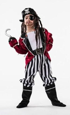 Fato Pirata | A Casa do Carnaval