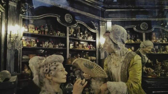 Musée Miniature Et Cinéma Filme O Perfume