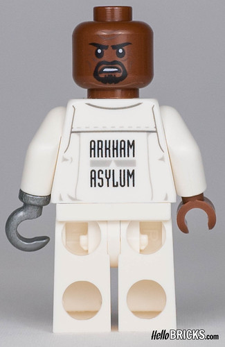 Review LEGO 70912 The LEGO Batman Movie Arham Asylum