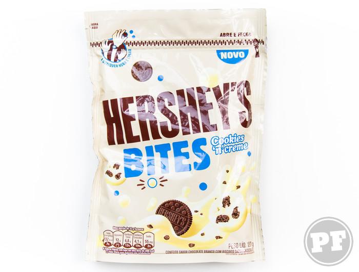 Hershey's Bites Cookies 'n' Cream por PratoFundo.com