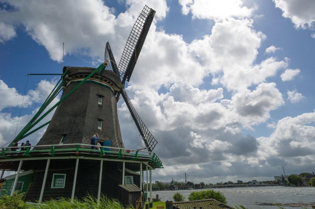 Zaanse Schans, Netherlands 荷蘭風車村