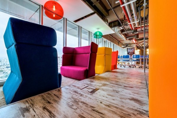 Google Offices in  Tel Aviv, Israel 14
