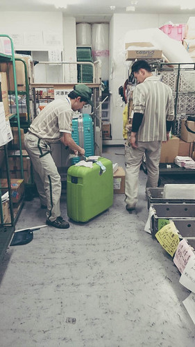 Yamato Transport - Luggage Delivery