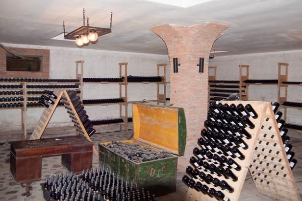 Аджарский винный дом