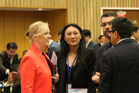 High-Level Forum: Linking Landlocked Developing Countries to Global Opportunities, 28 September 2015