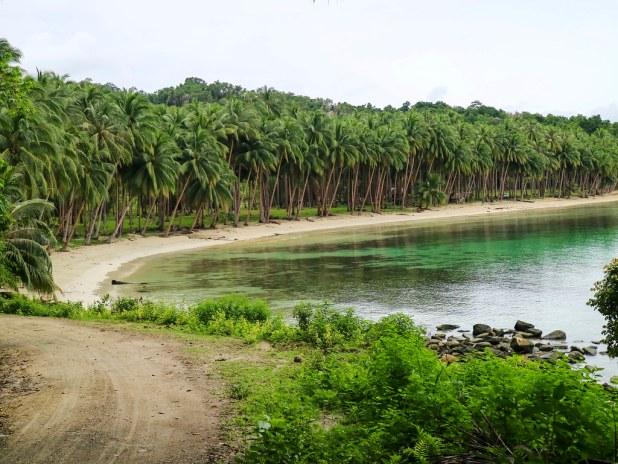 Playa cerca de Port Barton