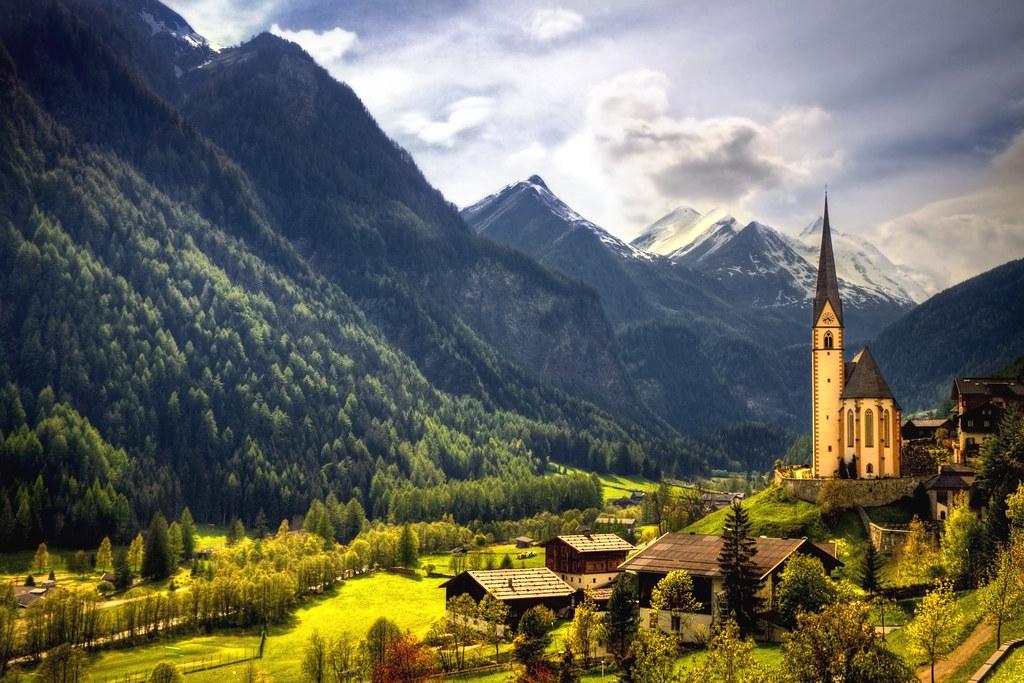 Gothic Church Mountain