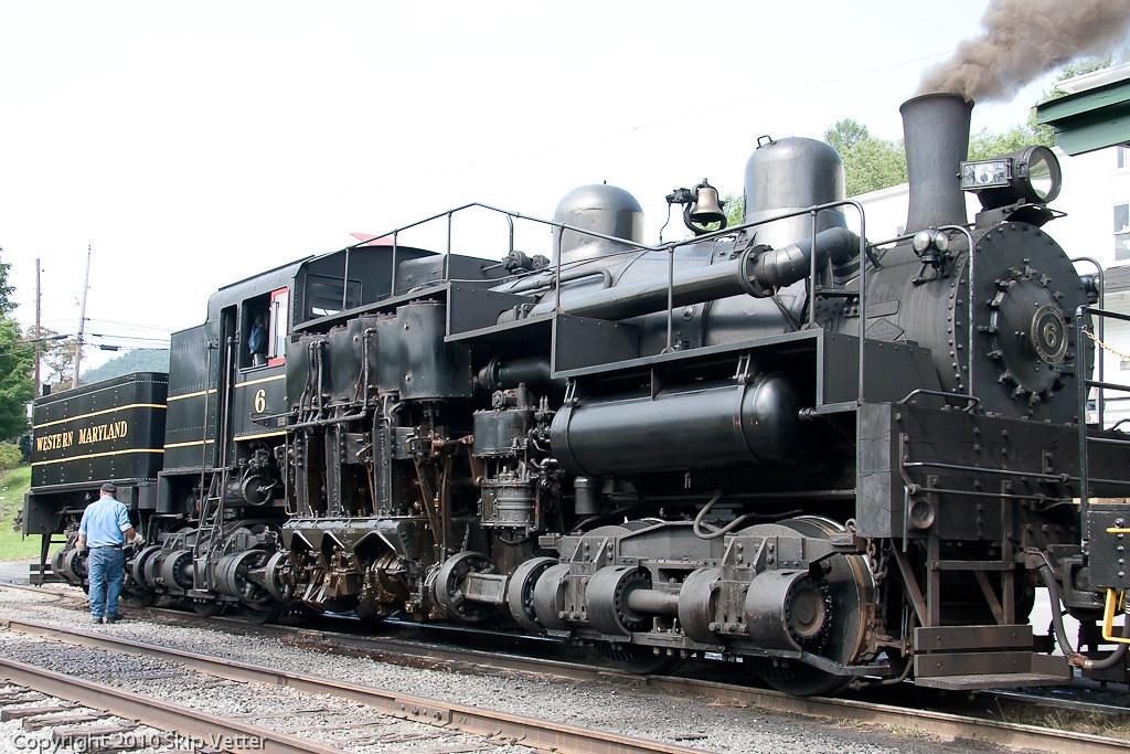 Scenic Western 2 Maryland 2 Railroad 6 6