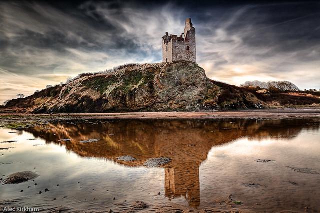 Greenan Castle 3 Greenan Castle Is A 16th Century Tower