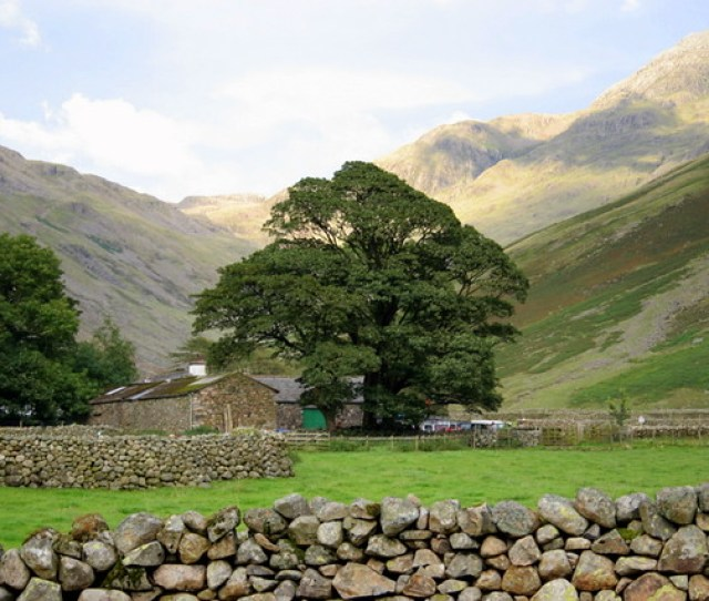 Back From Scafell Wasdale Head Lake District Trip By Planet Adventure