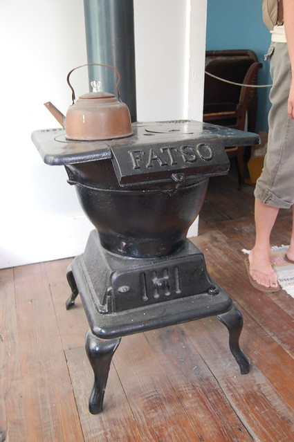 Fatso Stove Fatso Brand Cast Iron Stove Old Farmhouse Lo Flickr