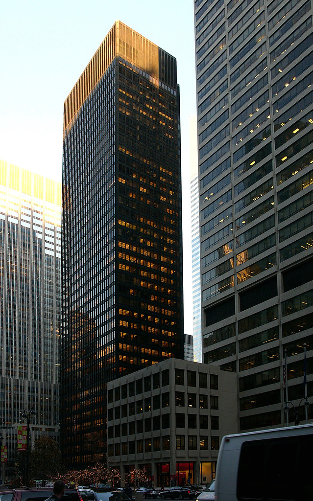 Seagram Building Seagram Building New York 1954 1958